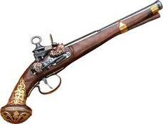 Richard's Catalonian pistol