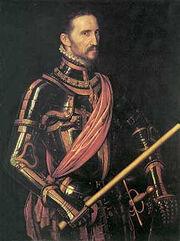 Juan Carlos painting