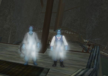Ghost Simon and Jack