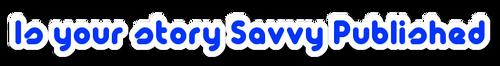 Savvy Publi5shing