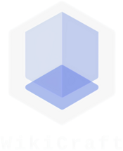 WikiCraft Logo - Transparent