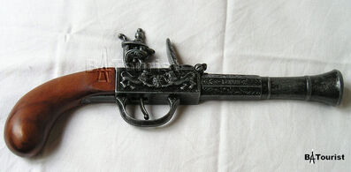 Flintlock 02 by CheiroDePipoca