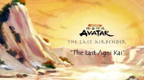 Avatar Music-The Last Agni Kai