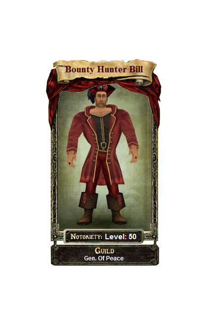 BountyHunterBill Profile