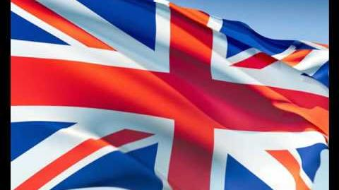 Rule Britannia - Patriotic British song