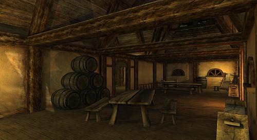 Medieval interior by darkraven1988-d4zbhci