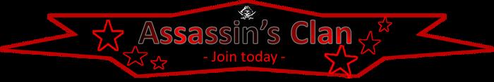 Assassins Clan Banner