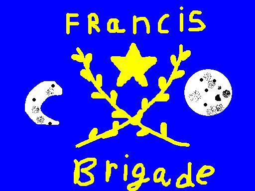 Brigade flag