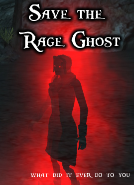 Save the Rage Ghost