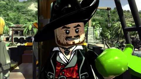 LEGO Pirates of the Caribbean The Video Game HD trailer - PC PS3 X360 Wii