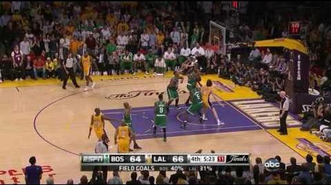 Celtics vs Lakers - Game 7 NBA Finals 2010