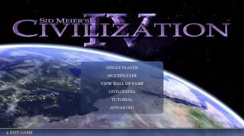Civilization 4 Music, Peter the Great Russian Leader Theme (2005, Firaxis) HD Background