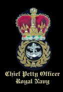 Chief Petty Officer Patch