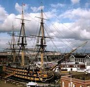 Richard's ship