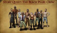 Black Pearl crew 2