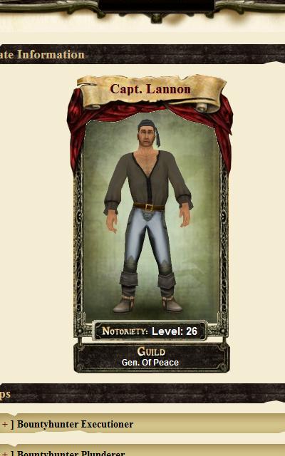 CaptLannon Profile