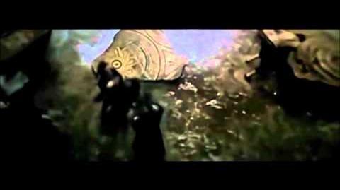 Barbossa Vs Blackbeard