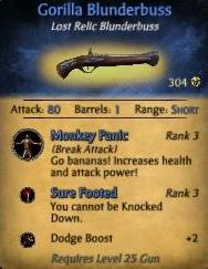 Gorilla Blunderbuss