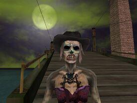 Kat Bluebonnet Zombie