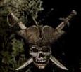 A skull head