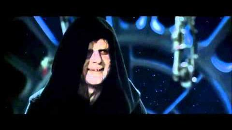Voldemort and The Emperor Laugh for three minutes straight