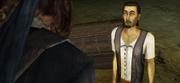 Benjamin Redparr meets Barbossa