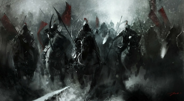 War black army badttle knights army of darkness horses red flag 1400x773 wallpaper www.wall321.com 35