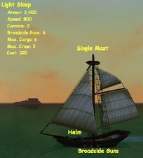 Light Sloop Overview