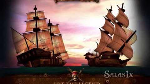Pirates of the Caribbean Online - High Seas Theme (Orginial) - The Medallion Calls-2