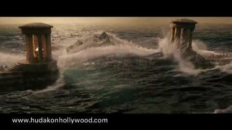 Clash of the Titans--Kraken