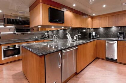 FOXHARBR - galley