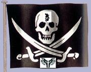 Wolfpack flag
