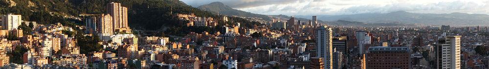 Bogota banner