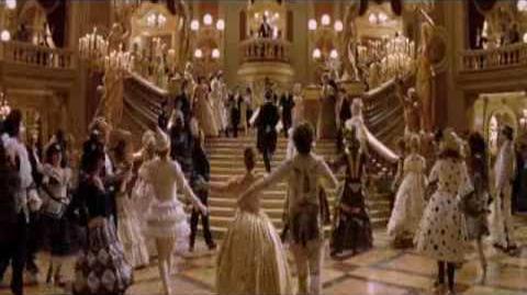 Phantom Of The Opera- Masquerade