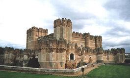 Jaun castle