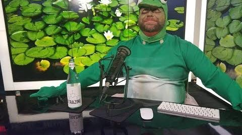 Alex Jones Comes Out Of The Closet As A Gay Frog