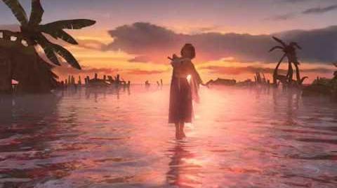 Final Fantasy 10 Yuna Dance
