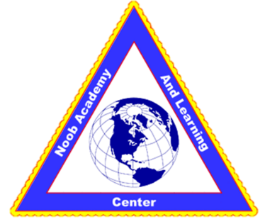 Noob Academy and Learning Center Seal