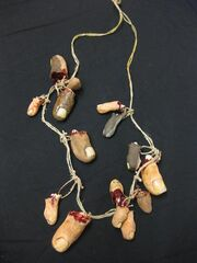 Jack Sparrow Toe Necklace by TheSkinwalker