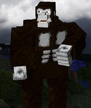 Minecraft Godzilla Mod - King Kong