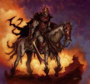Demon Knight by higherdepths