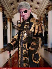 Jolly bill clinton Buccaneer