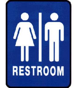 Bathroom Signs History image - bathroom-sign-mens-womens | gamers fanon wiki | fandom