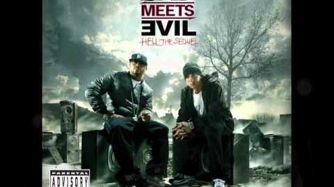 Eminem & Royce Da 5'9 - Above the Law