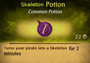 Skeleton Potion
