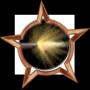 Gun badge