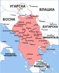 MapofSerbia