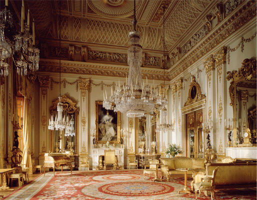 Genial Buckingham Palace Interior Westminster London