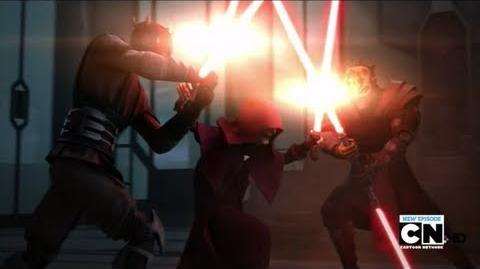 Darth Maul & Savage Opress VS Darth Sidious-0