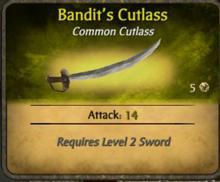 220px-Bandit's Cutlass